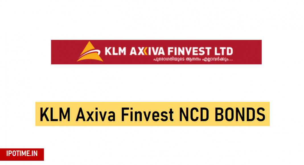 KLM Axiva Finvest NCD July 2021