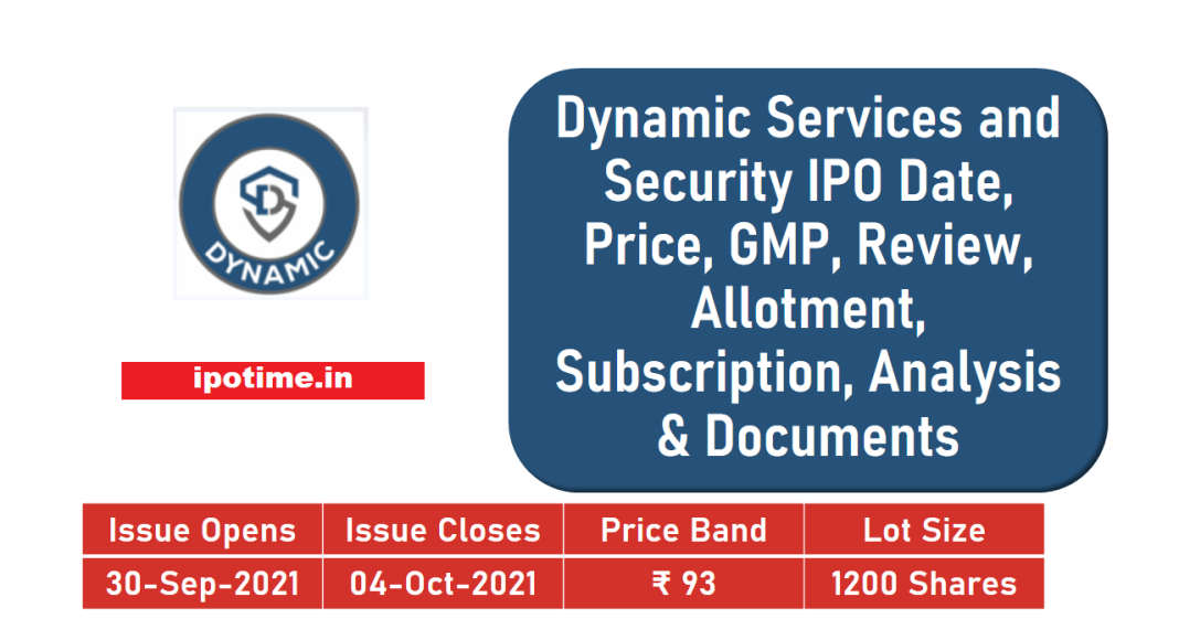 Dynamic Services and Security IPO