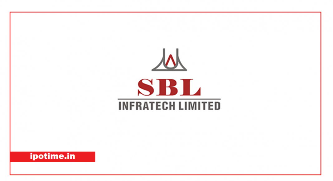 SBL Infratech IPO Listing Date